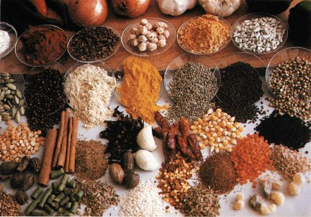 Βότανα και μπαχαρικά για βελτίωση της υγείας