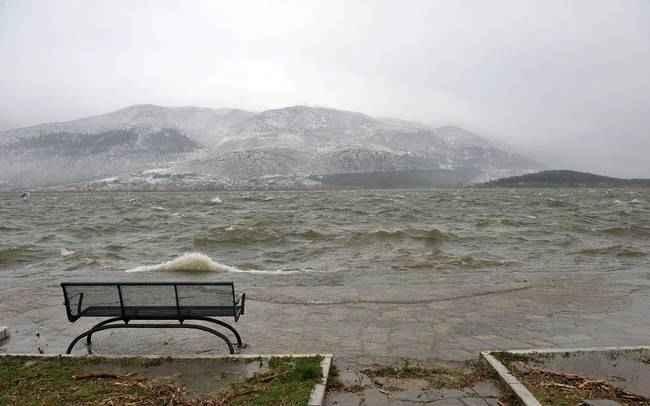 Επιστρέφει ο χιονιάς – Κατακόρυφη πτώση της θερμοκρασίας