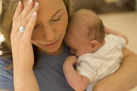 Η επιλόχεια κατάθλιψη μπορεί να ξεκινήσει και κατά τη διάρκεια της εγκυμοσύνης