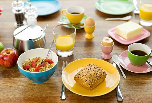 Μην ξεχνάτε το πρωινό αν δε θέλετε να βάλετε κιλά