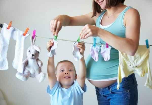 Οι αλλαγές που φέρνει το δεύτερο παιδί