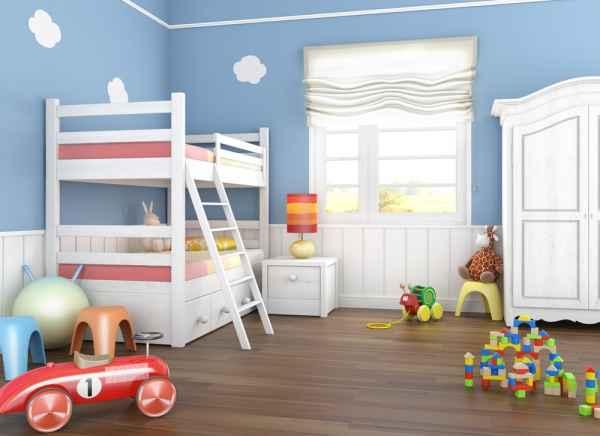 Παιδικά δωμάτια για αγόρια