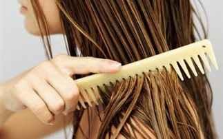 Φυσικά υλικά ως μαλακτικό για τα μαλλιά