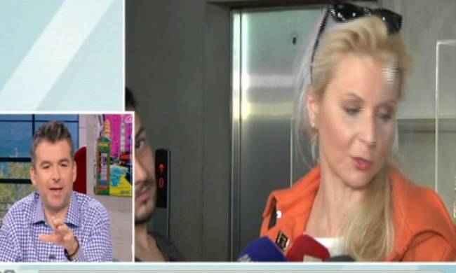 «Το Πρωινό»: Λιάγκας για Γκαγκάκη: «Φαντάσου να τη χτυπήσει τώρα άλλο κανάλι για εκπομπή…»