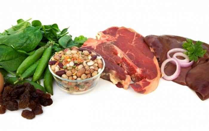 Έλλειψη σιδήρου: Με ποια διατροφή θα την προλάβετε