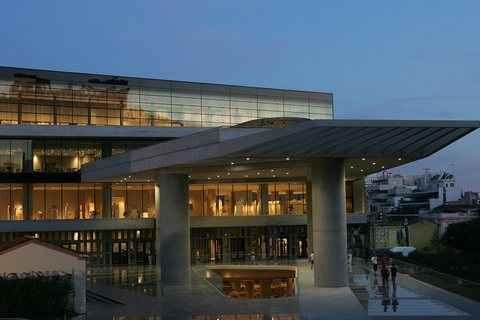 Η αρχιτεκτονική του ελληνικού τουρισμού φιλοξενείται στην Ακρόπολη