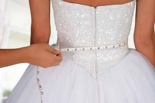 Η δίαιτα της νύφης: Συμβουλές της τελευταίας στιγμής
