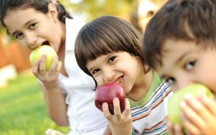 Η νηστεία ωφελεί και τα παιδιά