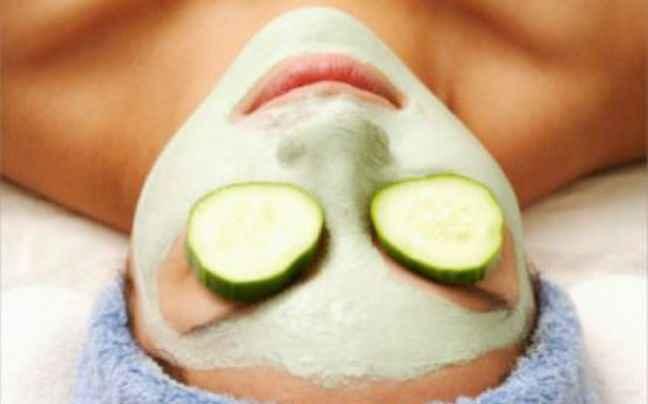 Μάσκα προσώπου φουλ στη βιταμίνη C