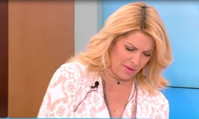 Ο απίστευτος εκνευρισμός της Μενεγάκη: «Δε θέλω να δείχνεις τη μούρη μου, έτσι όπως έχει γίνει»!
