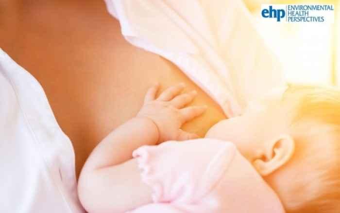 Ο θηλασμός μειώνει την έκθεση των βρεφών στο αρσενικό