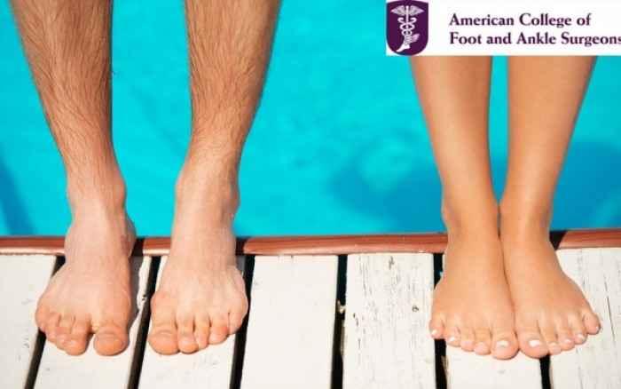 Πέντε ενδείξεις στα ανδρικά πόδια που δεν πρέπει να αγνοήσετε