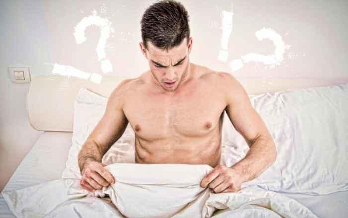 Πριαπισμός: Τι προκαλεί την παράταση της στύσης στον άνδρα