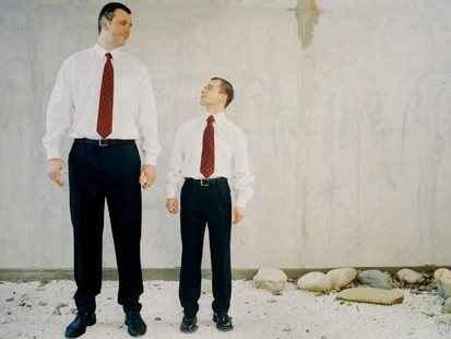 Πώς το ύψος επηρεάζει την ψυχική κατάσταση του μυαλού