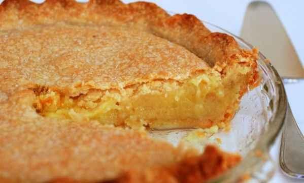 Συνταγή για μαμαδίστικη lemon pie με μαρέγκα!