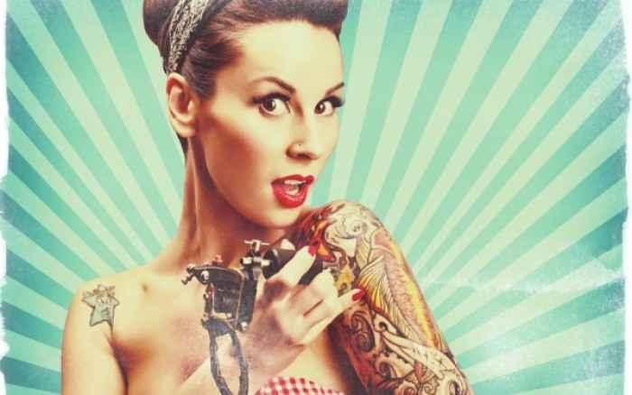 Τατουάζ: Δείτε σε ποια σημεία πονάει περισσότερο