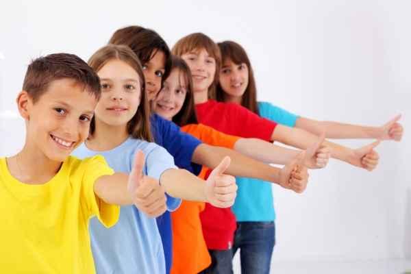 Τι κάνει τα παιδιά ευτυχισμένα;