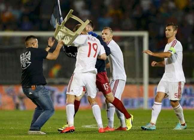 «Πόλεμος» Αλβανίας- UEFA