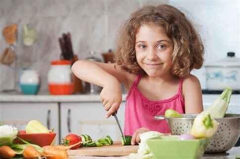 Έξυπνη διατροφή για παιδιά που νηστεύουν