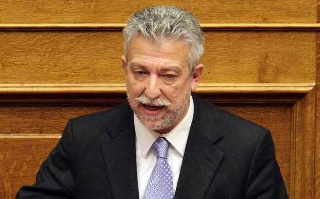 Αλλαγές στο σώμα του νομοσχεδίου για την αθλητική βία ανακοίνωσε ο Κοντονής