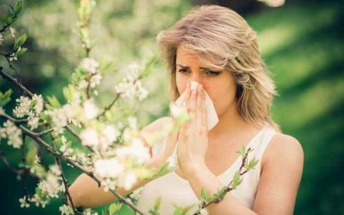 Ανοιξιάτικες αλλεργίες: Αντιμετωπίστε τις φυσικά