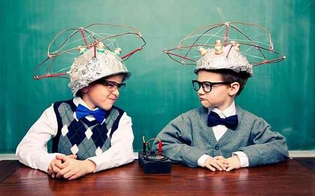 Αν θέλετε να μάθετε κάτι καινούριο... σκεφτείτε σαν παιδί