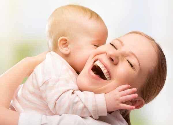 Γιατί η ζωή είναι πολύ καλύτερη με ένα μωρό!