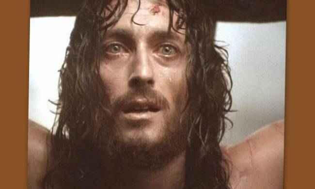 Δε θα πιστεύετε πώς φτιάχτηκε το χαρακτηριστικό βλέμμα του «Ιησού Από Την Ναζαρέτ»!