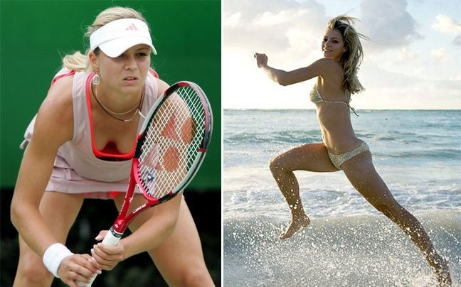 Η ρωσίδα ιέρεια του τένις
