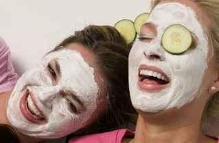 Μάσκα αναζωογόνησης για σφριγηλή επιδερμίδα