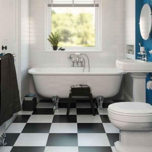 Πεντακάθαρη-αστραφτερή μπανιέρα με δύο υλικά από την κουζίνα σας!