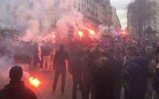 Σοβαρά επεισόδια στο Παρίσι πριν το Παρί-Μπαστιά