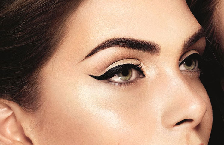 5 τρόποι για σωστή εφαρμογή του eyeliner