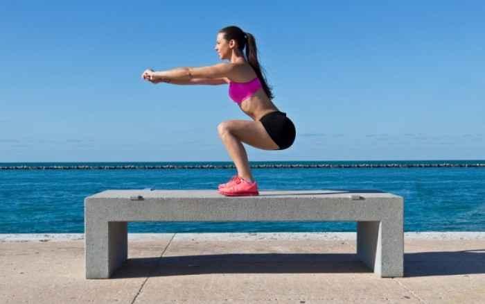Μια τέλεια άσκηση για στητά οπίσθια