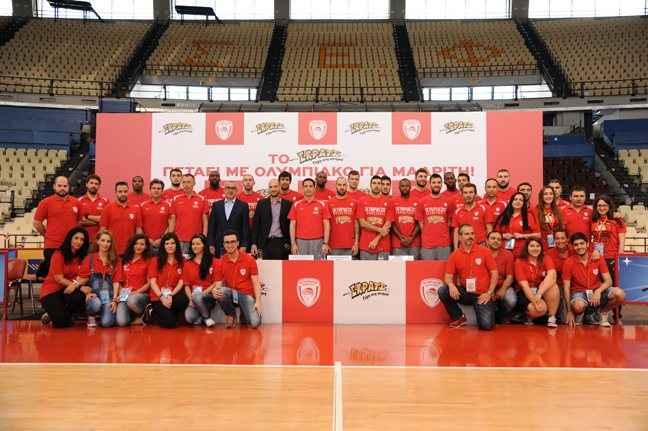 «Καλή επιτυχία στο Final Four στη Μαδρίτη»