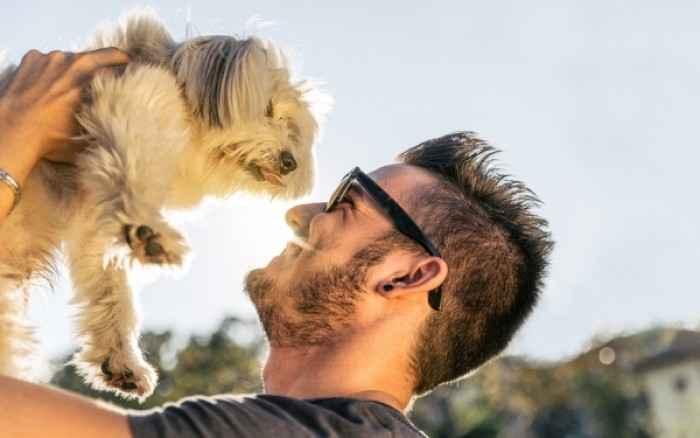 Άνθρωπος και σκύλος: Η φιλία τους είναι μία ... ορμονική σχέση