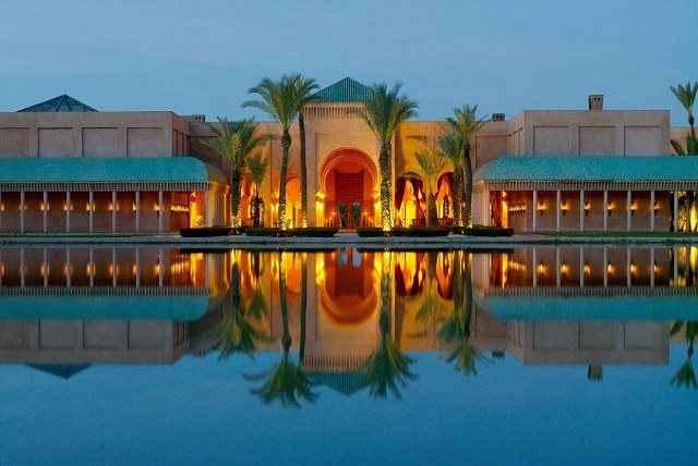 Ένα μαροκινό «παλάτι» για τα γενέθλια του Μπέκαμ