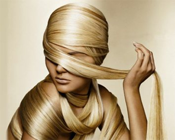 Για πιο έντονο ξανθό χρώμα στα μαλλιά