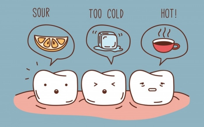 Ευαισθησία δοντιών: Δείτε πού οφείλεται