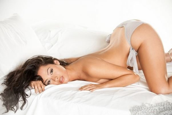 Η «ζουμερή» Playmate, Ashley Doris