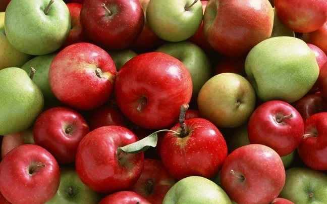 Μήλο για ενυδάτωση και δυνατά μαλλιά