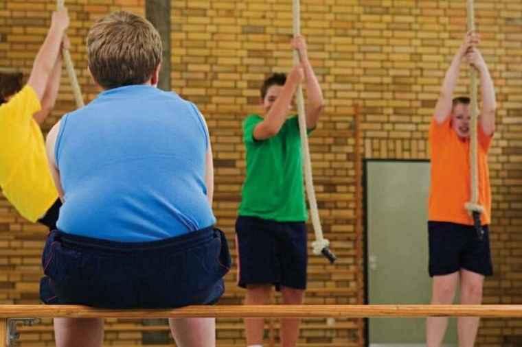 Με παχυσαρκία κινδυνεύουν τα παιδιά-θύματα bullying
