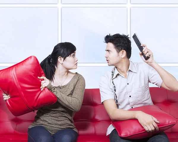 Οι 5 πιο συνηθισμένες αιτίες καυγά σε μια σχέση