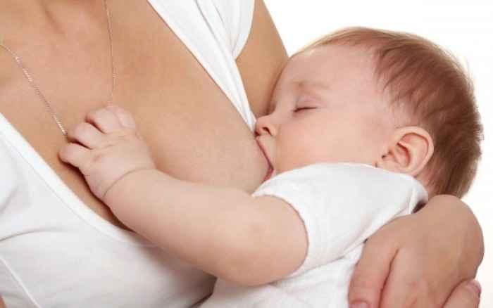 Ο θηλασμός είναι ασπίδα κατά του καρκίνου του μαστού