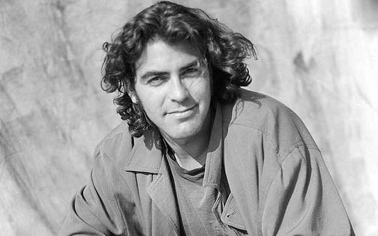 Ο George Clooney πριν γίνει διάσημος