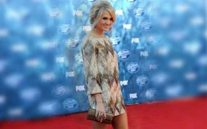 Πόδια μοντέλου σε χρόνο... dt! Οι ασκήσεις της Carrie Underwood είναι ό,τι χρειάζεστε