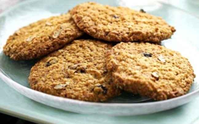 Φτιάξτε μπισκότα καρύδας