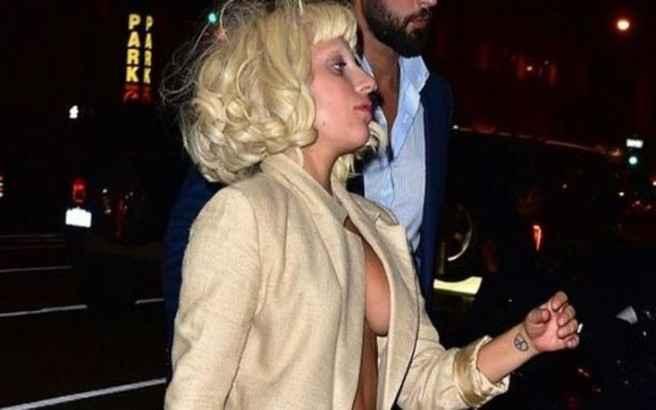 Άλλη μια «αναπάντεχη» εμφάνιση από την Lady Gaga
