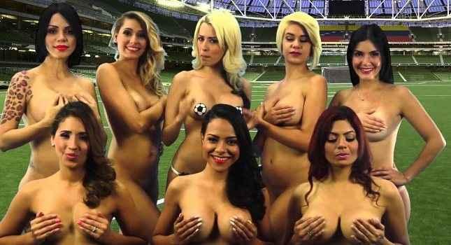 Γυμνό «ντοπάρισμα» στην εθνική Βενεζουέλας