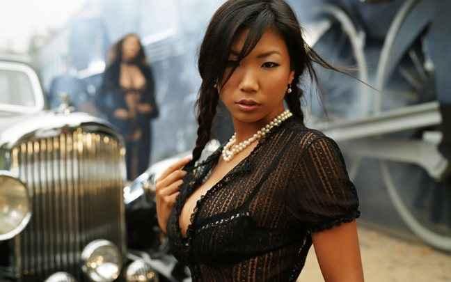 Η Γιαπωνέζα που κατέκτησε το Playboy